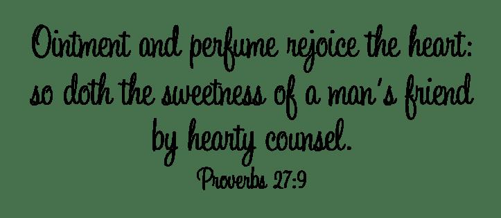 2-6 Proverbs 27_9